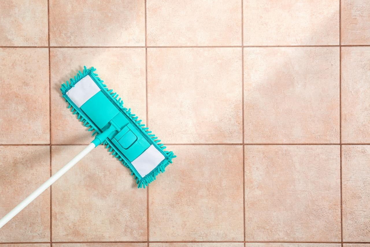 Get the best mop for tile floors and keep your house clean and healthy